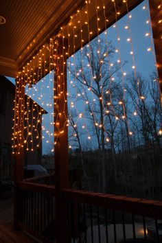 transform your deck with lights