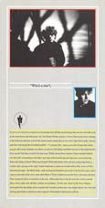 Programme for the 'Around the world in mighty ways' tour, page 7 Frankie Goes To Hollywood, Advertising, Around The Worlds
