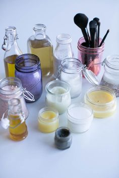 15 Beauty Gifts in a Jar | http://hellonatural.co/15-beauty-gifts-in-a-jar/