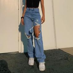 Indie Outfits, Retro Outfits, Soft Grunge Outfits, Teen Fashion Outfits, Cute Casual Outfits, Cute Jean Outfits, Soft Grunge Clothing, 90s Clothing Style, 90s Style Outfits