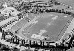 stadion Lublinianki lata 60. XX w.
