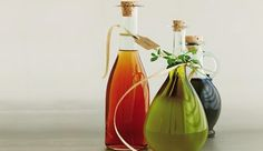 How To Make Your Own Flavored Oils And Vinegars  http://www.prevention.com/food/cook/easy-recipes-infused-oils-and-vinegars