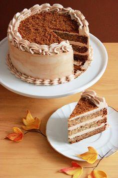 Kiara`s cakes: Tarta de plátano y chocolate con leche