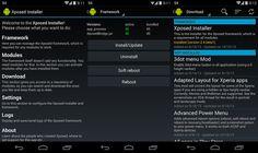Xposed 2.4: publicada la versión estable compatible con Android 4.4 KitKat - LuisAndradeHD.com