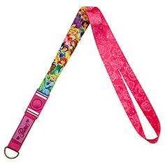 Disney lanyard ((Princess *&* PINK for Elija!!))