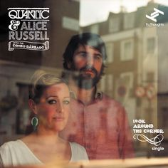 """Hear QUANTIC & ALICE RUSSELL on FUNK GUMBO RADIO: http://www.live365.com/stations/sirhobson and """"Like"""" us at: https://www.facebook.com/FUNKGUMBORADIO"""