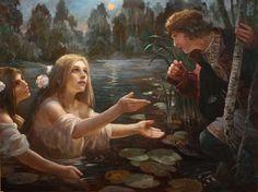 (Andrey Shishkin) - Шишкин Андрей. Русалки