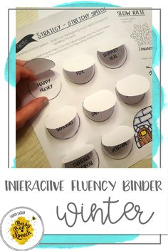This fun winter speech therapy activity set is designed to help students reduce instances of stuttering.  It's interactive and best of all just print and go!
