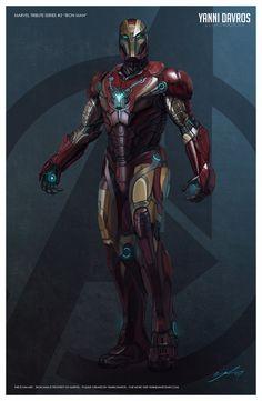 Iron Man Redesign 2013 by ProlificPen on DeviantArt