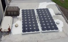 Adding Solar Power to a Camper or RV - Modern Survivalists Solar Energy Panels, Best Solar Panels, Solar Roof Tiles, Solar Generator, Solar Projects, Solar House, Solar Charger, Solar Energy System, Look Here