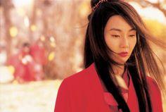 Maggie Cheung in Hero (2002)
