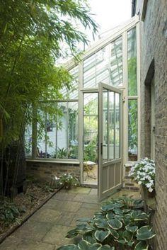 Alitex Mono Pitch Greenhouse