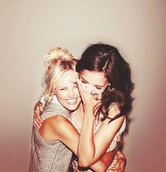 imagine this is you and your best friend. i see this picture as me on the right and her on the left.