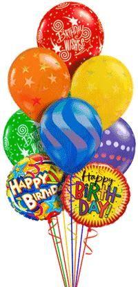 send birthday balloons to india