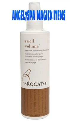 LEAVE IN VOLUME CONDITIONER SPELLBOUND FOR MAKE YOUR HAIR LOOKS AMAZING... #angel7spa