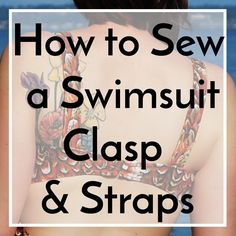 Basic Swimsuit Sewing Tutorials Pattern Hacks Nautilus Swimsuit Sewalong About the Nautilus Swimsuit: The Nautilus Swimsuit has an elegant twist center front, like the shell of its namesake cephalopod. The pattern is fully lined and…