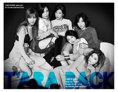 T-ara to Make a Comeback on September 11 with a New Image