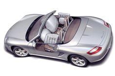 2006 Porsche Boxster Image