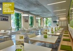 The Green City Hotel Vauban stands out with its unique philosophy. The focus is on inclusion, social responsibility and the participation of all human-beings at social processes.