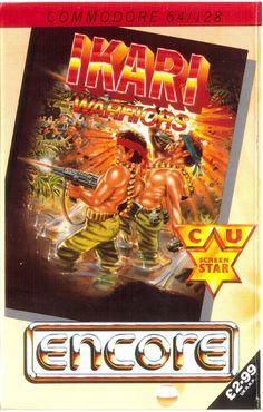 Ikari Warriors (C64)