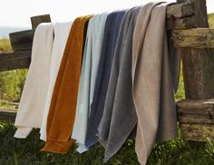Product: Bath Towels  Company: Coyuchi  -Everyone needs towels, these are organic bath towels! They are super soft and awesome! #greendorm