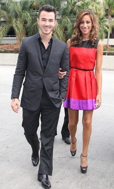 Kevin Jonas Reveals Danielle Jonas' Strange Pregnancy Craving! You'll never guess.