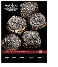 San Francisco 49ers - 5 RINGS