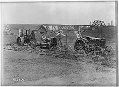 From 1917 to 1919, the Women's Land Army of America brought more than 20,000 city and town women to he countryside to take over farm work after men were called to war.   The farmerettes plowed fields, drove tractors, planted and harvested. They were paid wages equal to male farm laborers and soon became wartime icons. Most significantly, like the Rosie the Riveters a generation later, these women challenged thinking about traditional gender roles.