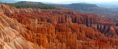 Bryce Canyon, Utah - as beautiful as it is looking down at it, it's even more beautiful walking the trail down into the hoodoos!