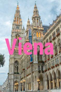 Roteiro de 3 dias e muitas dicas da capital da Áustria, cidade linda e supreeendente