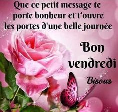 French Love Quotes, Happy Friendship Day, Bon Weekend, Morning Inspiration, Happy Day, Good Morning, Messages, Mardi, Minions