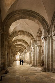 Vézelay Abbey, Vézelay, France