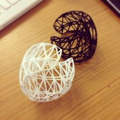 3d wireframe bracelets coming to xyzworkshop