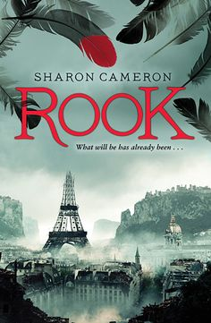 """Cover Lovers #22: """"Rook"""" by Sharon Cameron"""