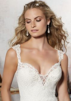 Macy Wedding Dress | Morilee