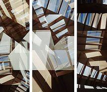 skylight triptych - jenny okun