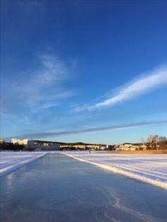 #finlandicemarathon #kuopio #kallavesi