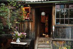 Old russian dacha