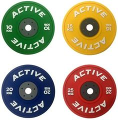 The 9 Best Bumper Plates - Product Reviews In 2020 Bumper Weights, Olympic Weights, Local Gym, Workout Session, Intense Workout, Gym Training, Going To The Gym, Train Hard, Drink Coasters