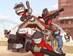 team fortress 2 - Google'da Ara