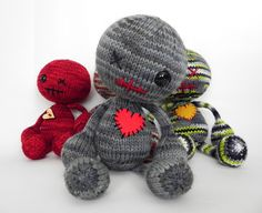 Voodoo you love me? by No Knit Sherlock!, @Cari Marshall  Sunshine!!