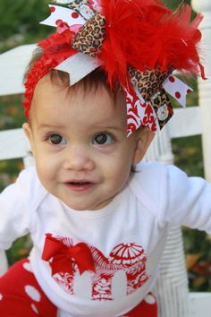 Items similar to Over The Top Boutique Christmas outfit SET -- Santa Baby with Initial Bodysuit -- bow, leg warmers and bodysuit on Etsy Baby Girl Valentine Outfit, Valentines Outfits, Over The Top, Santa Baby, Monogram, Boutique, Trending Outfits, Unique Jewelry, Handmade Gifts