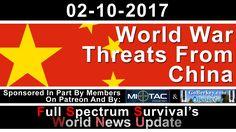 FSS World News Update - Warnings of War - NuclearReaction - Quarantine - prepper survival news https://youtu.be/BtxmWbKwrHs via @YouTube