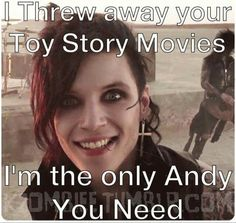 Myyy andy jkjk the only andy i need