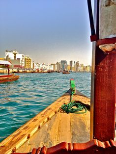 Old Dubai boat ride #Dubai #dubai #uae