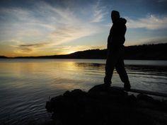 Photo prise au cours d'un coucher de soleil, au bord du lac de Joux (Vaud, Suisse) Photos, Sun, Celestial, Photography, Outdoor, Switzerland, Outdoors, Photograph, Pictures