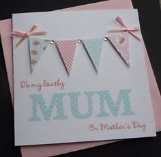 hand made mothers day cards | ... > Cardmaking & Scrapbooking > Hand-Made Cards > Mother's Day Cards