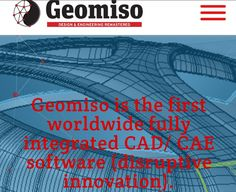 #Geomiso #Research #Innovation