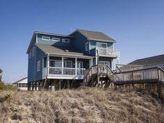Dune Nuttin Vacation Rental in Oak Island, North Carolina