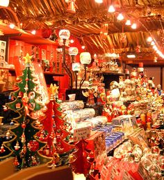 German market stall